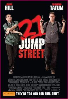 21 Jump Street.  Jonah Hill & Channing Tatum.  Funniest movie ever