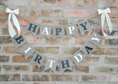 Hey, I found this really awesome Etsy listing at https://www.etsy.com/ru/listing/247439086/burlap-happy-birthday-banner-colorful