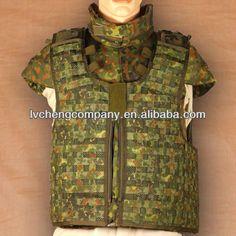 Flecktarn Infantrist der Zukunft IdZ Vest/bulletproof vest $15~$500