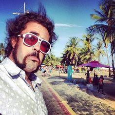 Céu azul de Salvador