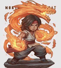 Mortal Kombat Z, Mortal Kombat X Scorpion, Mortal Kombat Comics, Anime Character Drawing, Comic Character, Character Design, Chibi Characters, Cute Characters, Naruto Oc
