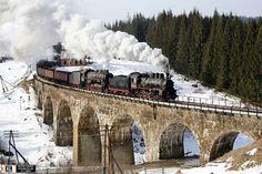 trem da Rússia