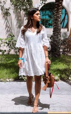 5cb58555273 40 Chic Sundresses for Women to wear this Summer