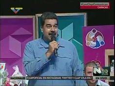 #VENEZUELA  ESTE PRESIDENTE ES UNA PORQUERIA, donde queda la educacion de los niños en casa, con esta ofensa, vean gente del mundo como EL PRESIDENTE MAS BURRO SE BURLA DE LAS NECESIDADES que los VENEZOLANOS pasamos a diario...  #revocatorioya   #sosvenezuela