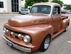 1952 Ford F100 Pickup Truck