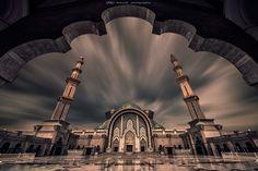 "Wilayah Persekutuan - Federal Territory Mosque Kuala Lumpur  Feel free to follow me on : <a href=""https://www.facebook.com/manjik.photography"">Facebook</a>  <a href=""https://www.flickr.com/photos/127381755@N02/"">Flickr</a> <a href=""https://www.instagram.com/manjikphotography"">Instagram</a> <a href=""https://twitter.com/ManjikPictures"">Twitter</a>"