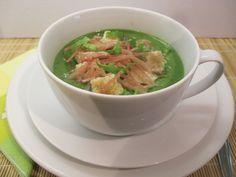 Vadárnap: 1. Medvehagyma krémleves A 17, Soup, Ethnic Recipes, Soups