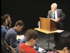 Lecture 13 - Book of Mormon - 1 Nephi 12-14 Nephi's Vision - Hugh Nibley - Mormon - YouTube