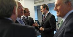 Los 'secretos' de la agenda de Rajoy, un 'bon vivant' en Moncloa : Periódico digital progresista