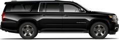 Build Your Own 2017 Suburban Large SUV at Chevrolet Cadillac of Santa Fe. www.chevroletofsantafe.com