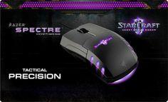 Razer Re releases StarCraft 2 Peripherals