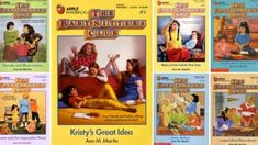 The Baby Sitters Club, Black Characters, Seventh Grade, Asian American, Save The Day, 9 Year Olds, Growing Up, Nostalgia, Reading
