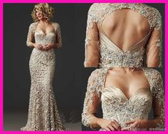Wholesale Mother of the Bride Dresses - Buy - 2014 Gorgeous Beaded Lace Mermaid Mother of the Bride Dresses Gowns With Jacket, $179.69 | DHgate