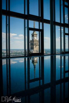 Swimming pool in International Hotel, Warsaw, Poland Photo: DR5000 Photography