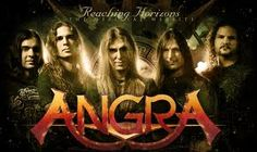 """Angra... """"Angels cry"""" is one of the album that I love more"""