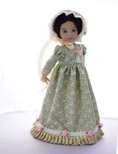 Jane-Austen-Novel-Regency-Dress-Outfit-Clothes-for-13-Effner-Little-Darling