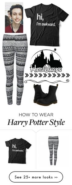 """""""random -- with Troye Sivan"""" by audrey-panda on Polyvore featuring Dr. Martens, Disney and Ally Fashion"""