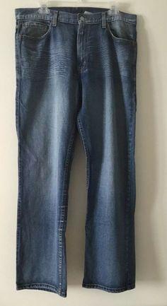 69606bb8104 Vintage Mens Levi's 505 Blue Jeans 36x32 (tag) 36x32 (Measured) #fashion