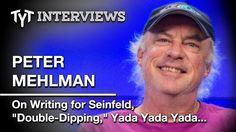 """Peter Mehlman, The Seinfeld Writer Behind """"Spongeworthy"""" & """"Double-Dip"""" ..."""