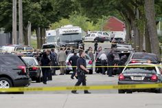MILWAUKEE — The Milwaukee police chief confirmed Wednesday that an officer died after being shot and that a suspect was in custody. Police Chief Alfonso Morales announced the officer's death at a p… Police Officer Shot, Police Chief, Allegedly, Law Enforcement, Milwaukee, Shots, Wednesday, Gun, Investigations
