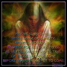 Native American...