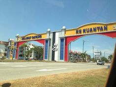 WELCOME TO KUANTAN