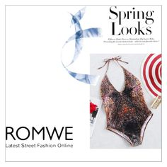 """Romwe"" by bajapapaja ❤ liked on Polyvore featuring H&M"