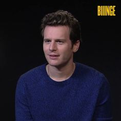 Jonathan Groff, playing Fast and Curious on BIIINGE. Oct 2017.