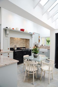 Designing A Kitchen Around An Aga