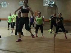 Zumba What Makes You Beautiful (one direction)...maybe i'd actually get some exercising done? haha
