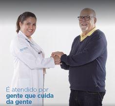 Propaganda para o Doutor Consulta - Modelo Comercial - Ana Maria Brum