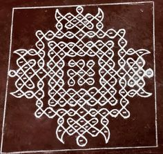 I still couldn't believe how I was able to make it with so much of perfection. Indian Rangoli Designs, Rangoli Designs With Dots, Rangoli Designs Images, Rangoli With Dots, Beautiful Rangoli Designs, Simple Rangoli, Mehandi Designs, Rangoli Patterns, Rangoli Ideas