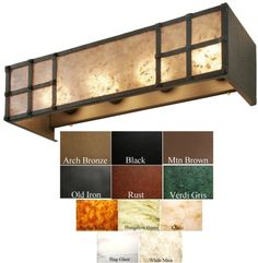 Astounding Cover Ugly Hollywood Lights Bathroom Diy Home Pinterest