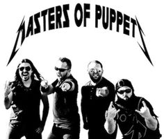 METALLICA TRIBUTE...MASTERS OF PUPPETS @ HARD ROCK
