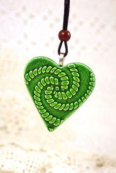 Green Heart @Bonboncreations