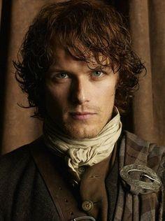Jamie Fraser  Outlander counted cross stitch by Addict2CrossStitch