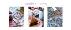 Annie's Place - nice crochet goodies including the block at the left of this image (notes about it on her Flickr page)