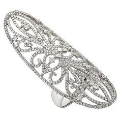 Graziela Gems   The IT Ring in White