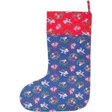 Love this Cath Kidston stocking. Christmas Bird, Christmas Stockings, Christmas Gifts, Xmas, Cath Kidston Christmas, Floral Socks, Kids Bags, Christmas Inspiration, Stylish