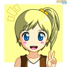 Bonnie ^^ I made this in Anime Face Maker