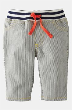 I'M IN LOVE!!! Mini Boden 'Baby' Jeans (Infant) available at #Nordstrom