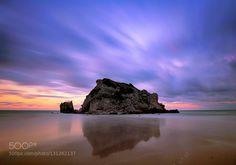 Sunset by masidedilekci. Please Like http://fb.me/go4photos and Follow @go4fotos Thank You. :-)