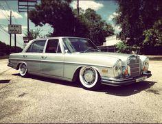 Mercedes Benz - Wheels of steel!
