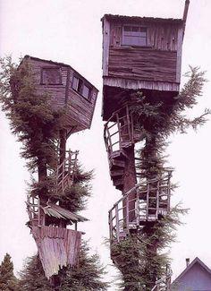Las casas mas raras y geniales del mundo