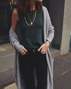 """3,267 Likes, 37 Comments - JESSICA ALIZZI (@jessalizzi) on Instagram: """"simple layering with  @elka_collective """""""