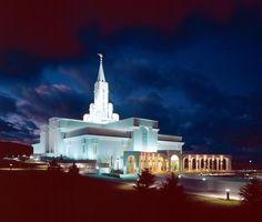 Bountiful LDS Temple  We love Temples at: www.MormonFavorites.com