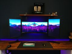 Highlights of purple