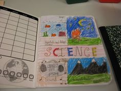 Science Notebooking...GREAT science blog!