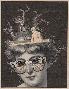 Colagem de Martin Copertari