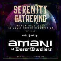 Amani Dj Set @ Serenity (Sunrise) by Desert Dwellers on SoundCloud